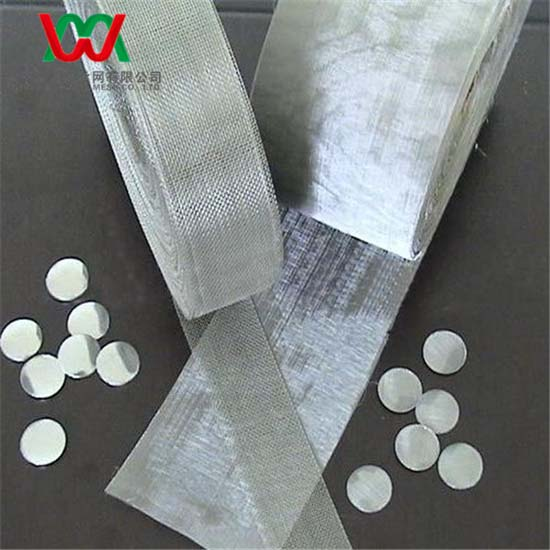 Wire Cloth For Battery Support Structure