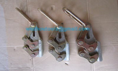 Wire Grip Aerial Bundle Conductor Clamps