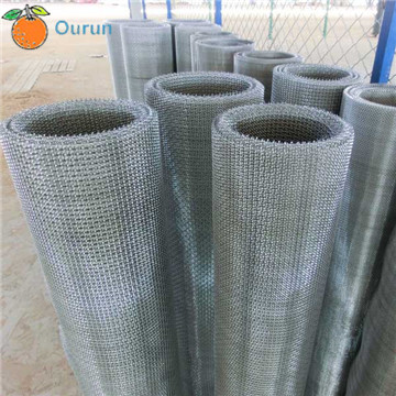Wire Mesh And Pre Crimped Screens
