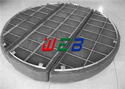 Wire Mesh Demister Pads