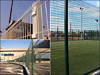 Wire Mesh Fence Supplier Net France China Japan