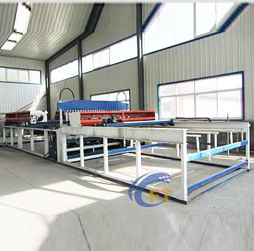 Wire Mesh Panel Machine