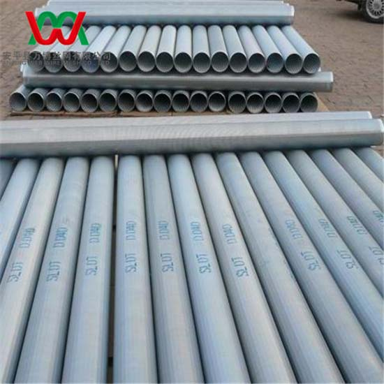 Wire Wrap Screen For Drilling Well