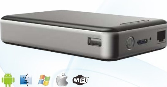 Wireless External Hard Drive