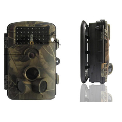 Wireless Infrared Trail Camera 12mp Hidden Guidkeep With Hd Resolution