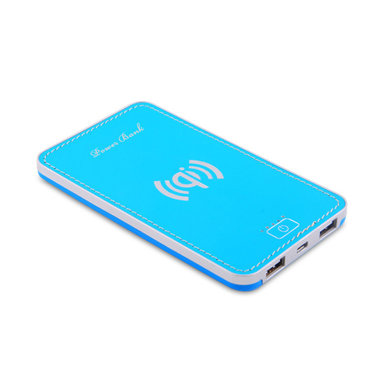 Wireless Power Bank With 6000mah Real Capacity Vp16w