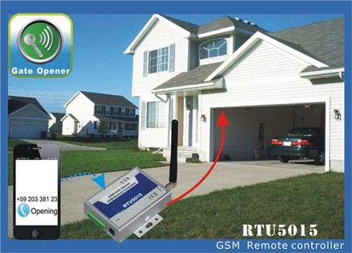 Wireless Remote Gate Opener With A Free Call From Your Mobile Phone
