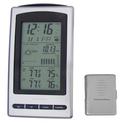 Wireless Weather Staion With Outdoor Sensor Ws1066