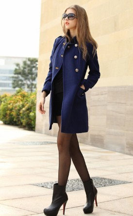 Women S Coat Winter Wool Cashmere