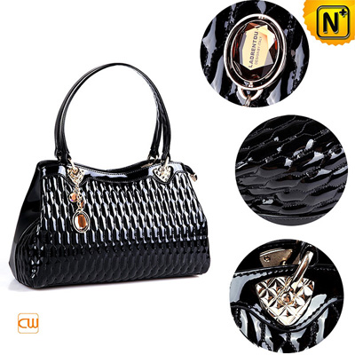 Women S Fashion Cowhide Leather Handbags Cw301301