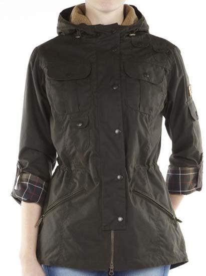 Womens Jacket Waterproof