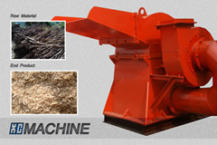 Wood Branches Crusher Equipment With High Quality For Suppliers