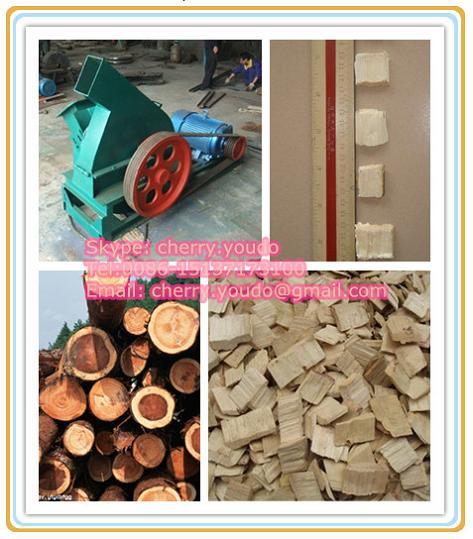 Wood Log Chipper 0086 15137173100
