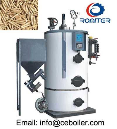 Wood Pellet Hot Water Boilers