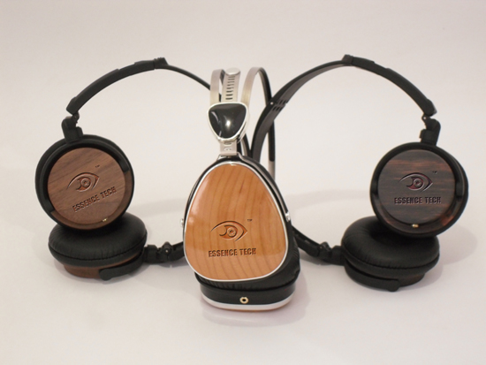 Wooden Headset Ess Ebh02