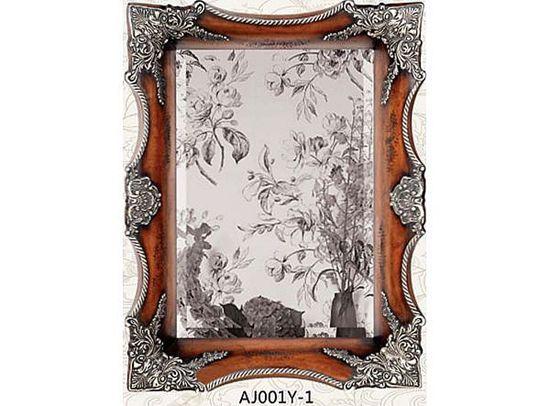 Wooden Mirror Frame Aj001y