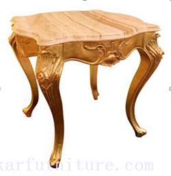 Wooden Table Corner End Side Fc 168b