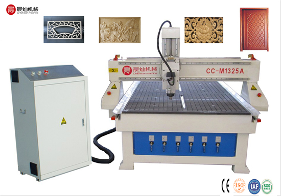 Woodworking Engraving Cnc Router For Fuiniture Door Cc M1325a