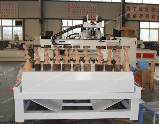 Woodworking Engraving Cnc Router Machine Cc M2030bh8