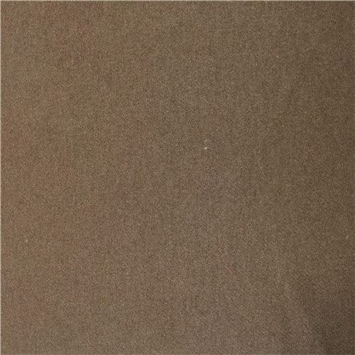 Wool Blended Fabric Solid Color