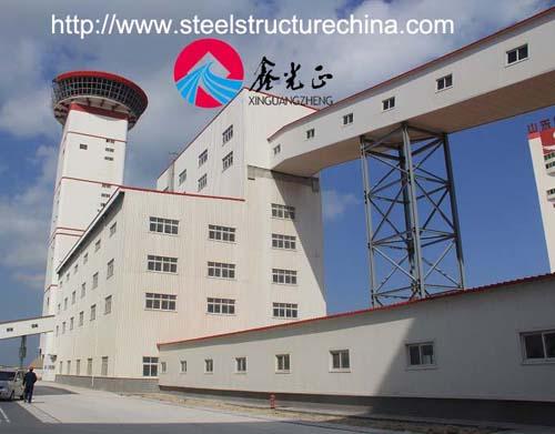 Workshop Building Prefab Modular Steel Structure Buildings