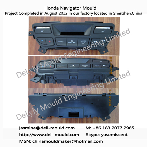 World Class Mould Manufacturer