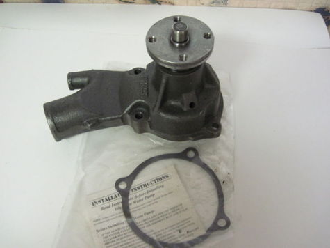Wp 485 Cast Iron Water Pump Mor27099 292 Moroso