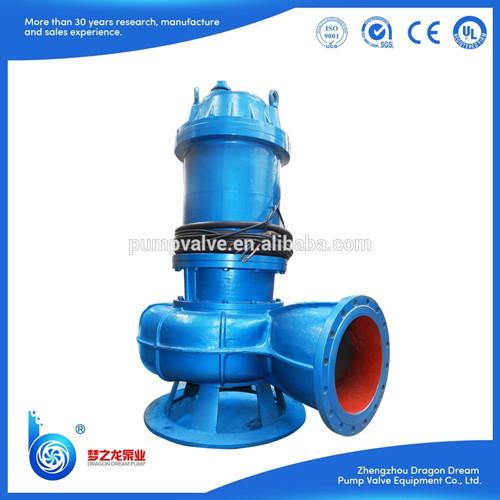 Wqx Series Engineering Sewage Water Pump