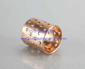 Wrapped Bronze Bushing Pvb092