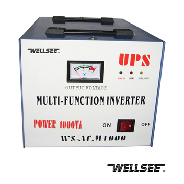 Ws Acm1000 1000w Wellsee Solar Charge Inverter