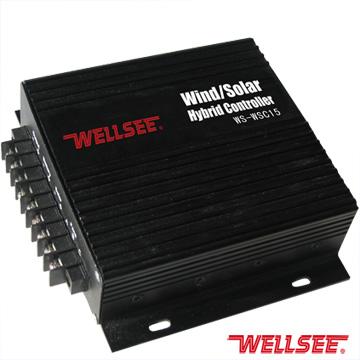 Ws Wsc15 Wellsee Wind Solar Hybrid Light Controller