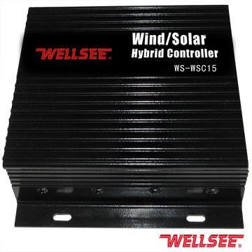 Ws Wsc30 30a Wellsee Wind Solar Hybrid Lighting Controller