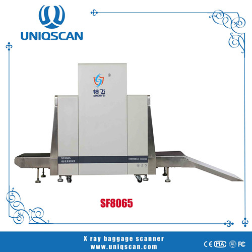 X Ray Luggage Machine Used In Airport Sf8065