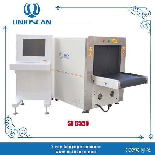 X Ray Luggage Scanner With High Quality For Security Check Sf6550