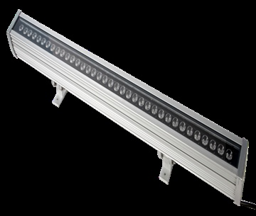 X2 36w Led Linear Wall Washer With 35 To 55 Deg C Working Temperature 36pcs Leds
