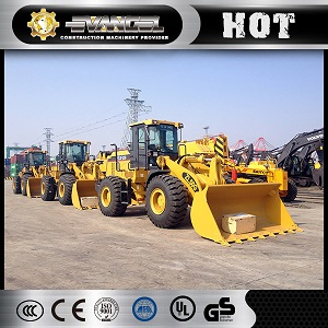 Xcmg 5 Ton Wheel Loader Zl50gn For Sale