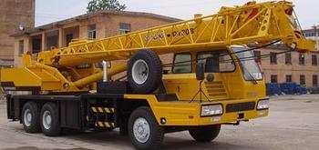 Xcmg Crane Truck Qy35k