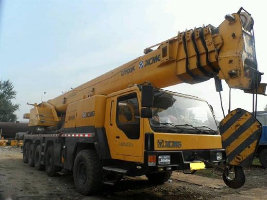 Xcmg Truck Crane Qy 50k