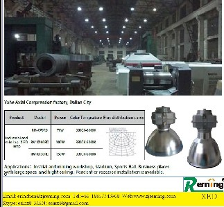 Xed Lamp For Industrial Lighting