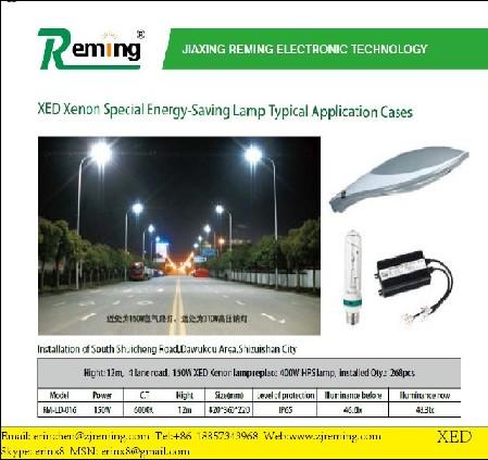 Xed Lamp For Street Lighting