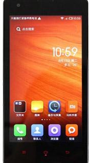 Xiaomi Hongmi Red Rice Smartphone Dual Sim