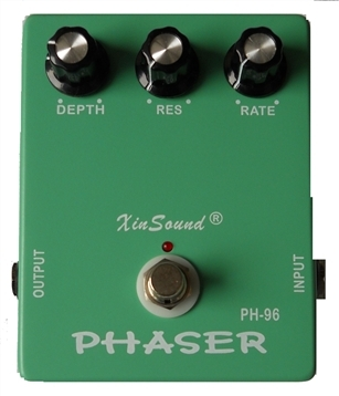 Xin Sound Ph 96 Phaser Quality Build True Bypass New And Nice Price