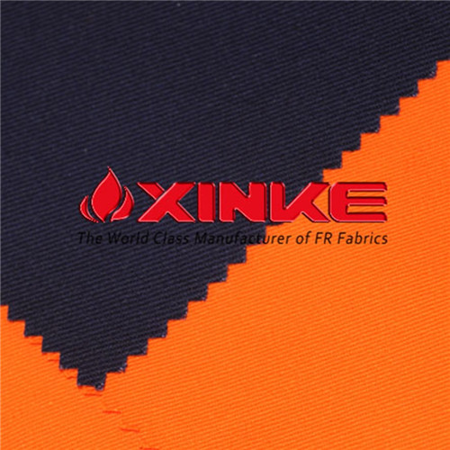 Xinke Protective Supply Twill Fr Fabric Welding Used