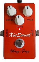 Xinsound Fz 30 Fuzz Guitar Effect Pedal And New Pure Analog Circuitry No Ic