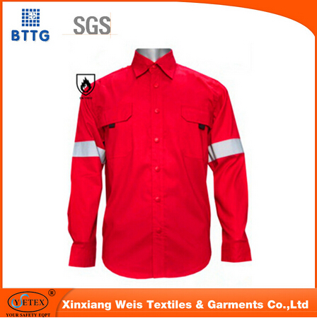 Xinxiang En11612 High Visibility Working Clothes For Welding Industry