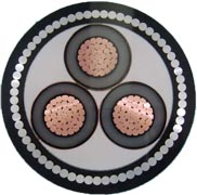 Xlpe Insulated Pvc Sheathed Armour Power Cables