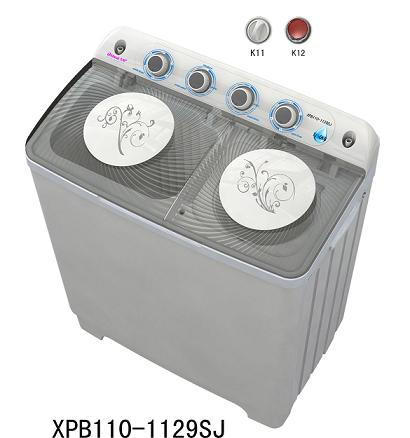 Xpb110 1129sj Twin Tub Washing Machine 11kg