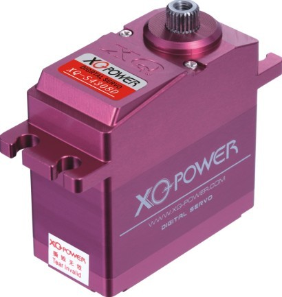Xq S4308d New Digital Servos All Aluminium Cnc Case With Titanium Gear