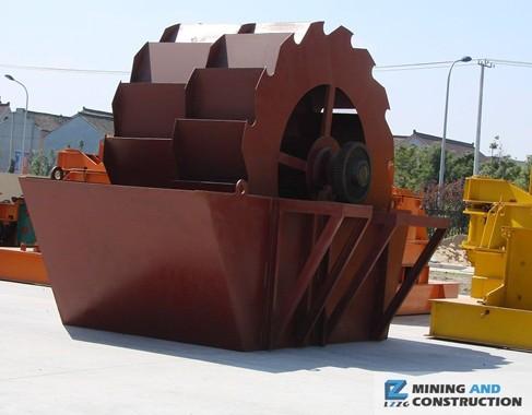 Xsd Series Wheel Sand Washing Machine