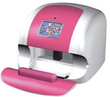 Xtreeme All In One Portable Nail Art Printer Model X8